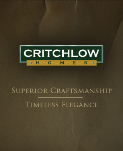 critchlow homes logo